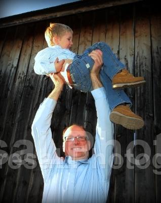 John Holding Elliott over head 2013