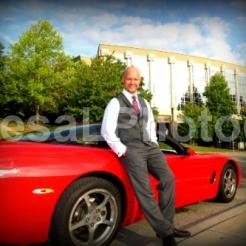 Ben w red car vignette IMG_1059