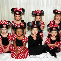 PreK Tap 2014 Disney Mambo B