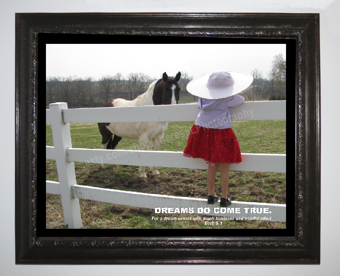 dreams-do-come-true-w-frame-black-horiz